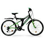 26 zoll mtb mountainbike jugendfahrrad kinder jungen. Black Bedroom Furniture Sets. Home Design Ideas