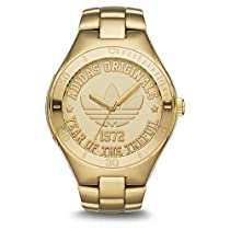 ADIDAS WATCH STYLE: ADH9040-GOLD SIZE: OS