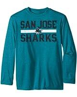 NHL San Jose Sharks Shoot Out L/S Tee