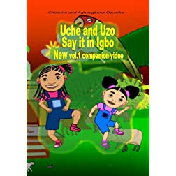 Uche and Uzo Say it in Igbo New vol.1 companion video