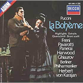 Puccini: La Boh�me - Highlights