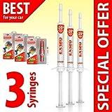 XADO 3 PACK EX120 Revitalizant GAS & LPG (3 syringes * 8 ml)