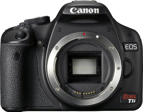 Canon EOS Rebel T1i (Body Only)