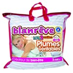 Blanr�ve LOPLUHP006060 Lot de 2 Oreil...