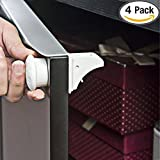 StarWarez-Baby-Safety-Magnetic-Locks-for-Cabinets-and-Drawers-4-Locks-1-Key-Set-No-Screws-or-Drilling-Needed-HIGH-QUALITY-Baby-Proof-Locking-System-Easy-to-Install-41-Set