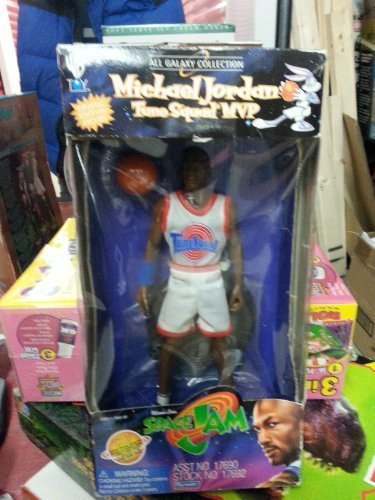 Space Jam Michael Jordan Tune Squad MVP Warner Bros. Basketball Special Edition by Warner Bros. jetzt bestellen