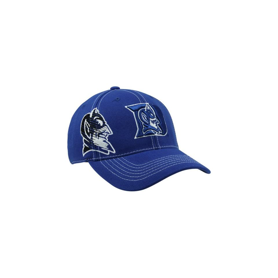 size 40 95337 723fd NCAA Top of the World Duke Blue Devils Sketch One Fit Hat Duke Blue