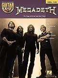 Megadeth - Guitar Play-Along Volume 129 (Book/Cd)