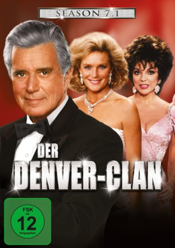 Der Denver-Clan - Season 7, Vol. 1 [3 DVDs]