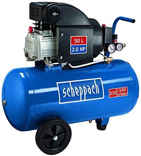 Scheppach Kompressor HC 54 1,50 kW 230 V 50 Hz, 5906103901