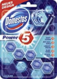 Domestos WC-Stein Power 5 Ocean, 9er Pack (9x 55 g)