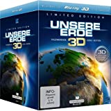 Unsere Erde 3D (10 Dokus Limited Special Edition) [Real 3D-Blu-ray] (Exklusiv bei Amazon.de)