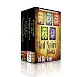 The Kate Jones Thriller Series, Vol. 1: (Bad Spirits, Dead of Winter, Death Rites, Touring for Death)