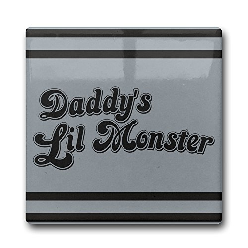 [DEMOO DADDYS LIL MINSTER Coasters] (Easy To Make At Home Superhero Costumes)