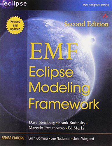 EMF: Eclipse Modeling Framework (2nd Edition)
