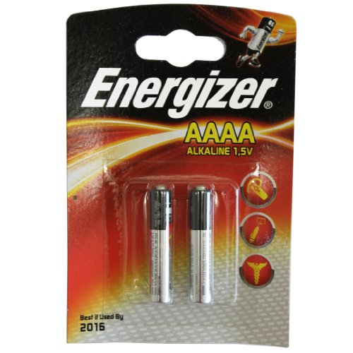 All Trade Direct Energizer Lot de 6 piles AAA 1,5 V Lr61 Mn2500 25A E96 Jabra péremption longue