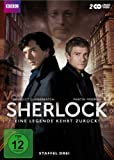 DVD & Blu-ray - Sherlock - Staffel 3 [2 DVDs]