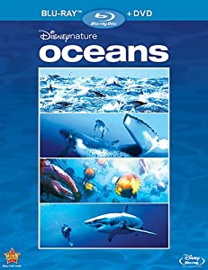 Disneynature: Oceans (Two-Disc Blu-ray/DVD Combo)
