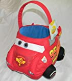 Disney's Cars Plush Easter Basket--Rust-eze McQueen