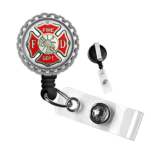 fire-department-silver-retractable-badge-reel-by-geek-badges