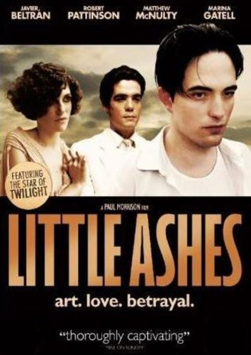 Little Ashes on Amazon Prime Video UK