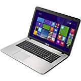 """Asus Premium R752LX-TY049H PC Portable 17,3"""" Gris Métal (Intel Core i5, 6 Go de RAM, Disque dur 1 To + SSD 24 Go , Nvidia GeForce GTX950M, Windows 8.1)"""