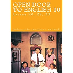 Open Door to English 10