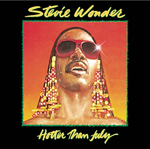 Stevie Wonder - Hotter Than July (Remastered) - Zortam Music