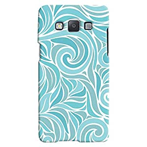 ColourCrust Samsung Galaxy A5 (2015) Mobile Phone Back Cover With Abstract Art Pattern Style - Durable Matte Finish Hard Plastic Slim Case