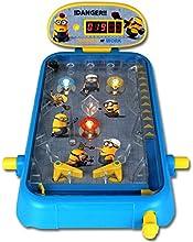 Kinder Tischflipper - Pinballspiel - Kinder Tisch Flipper - Kinderspielzeug Flipper - Tischflipper Minions