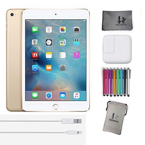 Apple iPad mini 4 (7,9 Zoll) Tablet-PC + Extra Zubehör