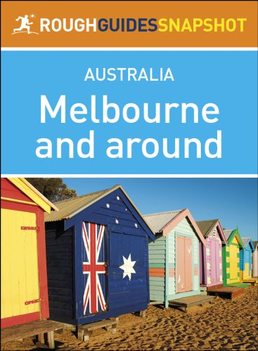 rough-guides-snapshot-australia-melbourne-and-around