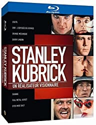 Kubrick réalisateur visionnaire - coffret 8 Blu-ray [Blu-ray]