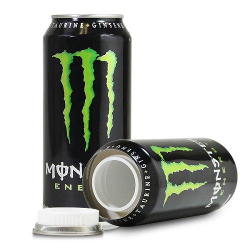 Green Monster Energy Drink Monster Energy Drink Green Can