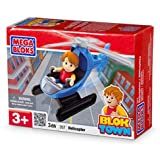Mega Bloks - Blok Town Vehicle - HELICOPTER
