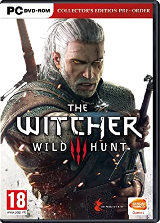 The Witcher 3: Wild Hunt Collector's Edition (PC DVD)