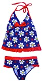 Pink Platinum Baby Girls Daisy & Ladybug 2Pc Tankini Swimsuit Set