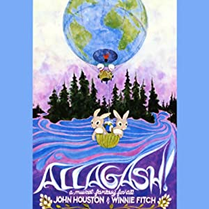 Allagash! A Musical Fantasy for All Audiobook