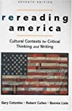 Rereading America 7e & Researching and Writing (0312476337) by Colombo, Gary