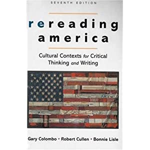 chapter 4 summaries of rereading america of colombo Study america: a narrative history (brief ninth edition) (vol 1) discussion and chapter questions and find america: a narrative history (brief ninth edition) (vol 1) study guide questions and answers.