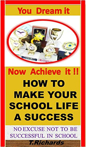 How To Make A Book About Your Life : Books of trecell richards quot study tips how to make your
