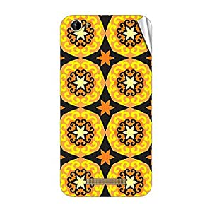 Garmor Designer Mobile Skin Sticker For Intex Cloud Swift - Mobile Sticker