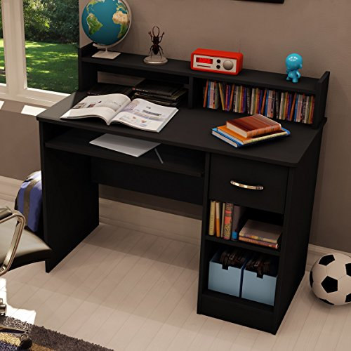 Small Bedroom Desk front-408891