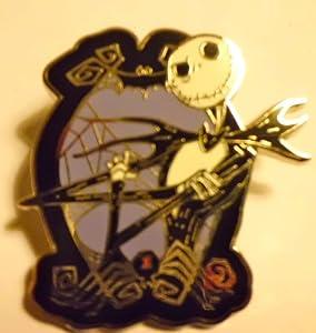 Disney Pin Jack Skellington # 80039