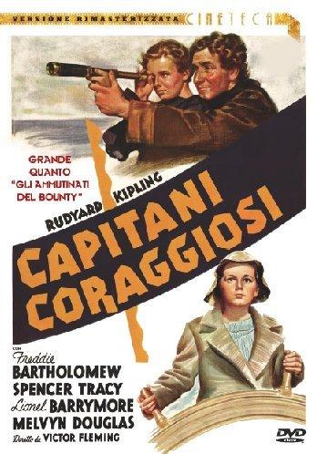 Capitani coraggiosi [Italia] [DVD]
