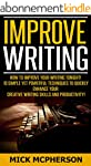 Improve Writing: How To Improve Your...