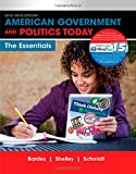 img - for American Government and Politics Today: Essentials 2015-2016 Edition (with MindTap Political Science Printed Access Card) (I Vote for MindTap) book / textbook / text book