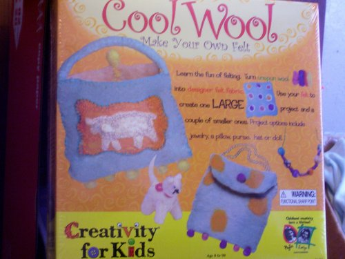 Cool Wool Make Your Own Felt