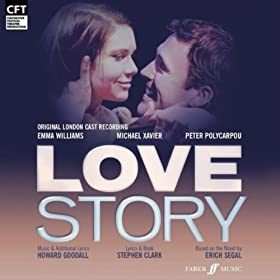 Love Story - Original London Cast Recording (by Howard Goodall & Stephen Clark)