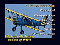 US Army Air Forces Cadets of WWII PT-17 Stearman PT-19 P-40 B-17 old films